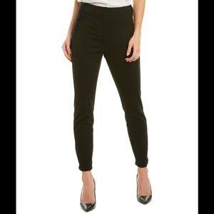 Chic Jacob Black Cotton Pants with stretch Size 14